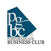 University of Glasgow Postgraduate Business Club PGBC