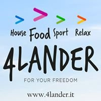 4Lander House Food Sport Relax