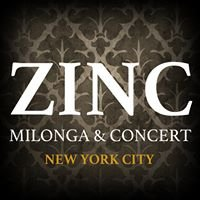 ZINC BAR Tango Night