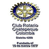 Club Rotario Coatepeque Colomba