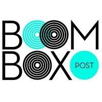 Boom Box Post