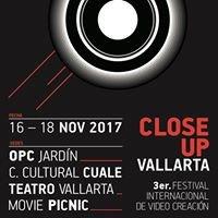 CLOSE UP Vallarta Festival