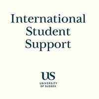 International Student Support - University of Sussex