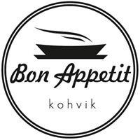 Kohvik Bon Appetit • Jõhvi •