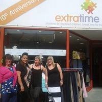 Extratime Charity Shop