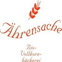 Ährensache Biobäckerei GmbH
