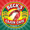 Beck's Cajun Cafe at Reading Terminal Market and 30th Street Station