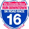 The Greenville News Run Downtown