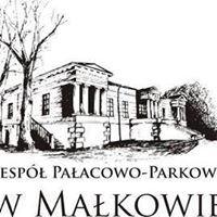 Zespół Pałacowo - Parkowy w Małkowie