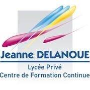 Lycée et CFC Jeanne Delanoue (page officielle)