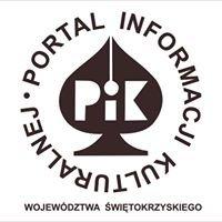 Platforma Informacji Kulturalnej województwa świętokrzyskiego