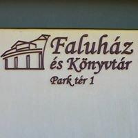 Faluház és Könyvtár Bordány