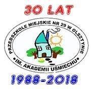 Przedszkole Miejskie nr 29 W Olsztynie im. Akademii Uśmiechu
