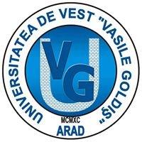 """Universitatea de Vest """"Vasile Goldis"""""""