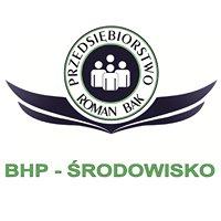 Przedsiębiorstwo Roman Bąk - BHP, Ochrona Środowiska