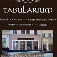 Tabularium - pamiątki z Kwidzyna