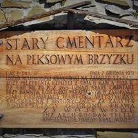 Stary Cmentarz na Pęksowym Brzyzku w Zakopanem