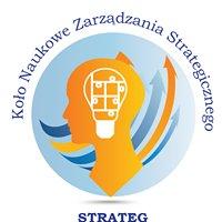 """Koło Naukowe Zarządzania Strategicznego """"Strateg"""""""