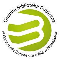 Gminna Biblioteka Publiczna w Komorowie Żuławskim z filią w Nowakowie