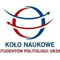 Koło Naukowe Studentów Politologii UKSW