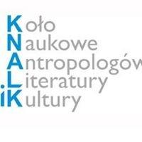 Koło Naukowe Antropologów Literatury i Kultury