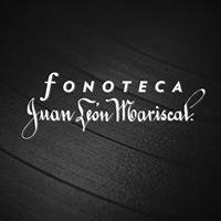 Fonoteca Juan León Mariscal
