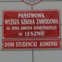 """Dom Studencki """"Komenik"""" PWSZ Leszno"""