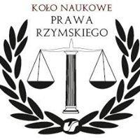 Koło Naukowe Prawa Rzymskiego i Porównawczego WPiA UŚ