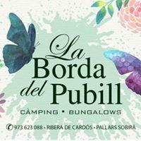 Camping La Borda del Pubill