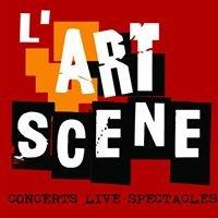 L'art scène live