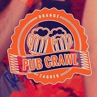 Orange Pub Crawl Zagreb