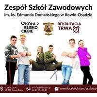 Zespół Szkół Zawodowych w Iłowie-Osadzie