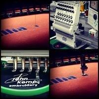 John Kemp Embroidery & Printing