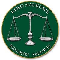 Koło Naukowe Retoryki Sądowej  UMK