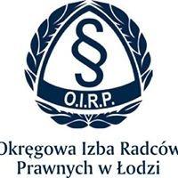 OIRP Łódź - Okręgowa Izba Radców Prawnych w Łodzi