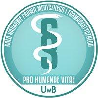 """Koło Naukowe Prawa Medycznego i Farmaceutycznego """"Pro Humanae Vitae"""""""