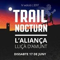 Trail Nocturn l'Aliança Lliçà d'Amunt