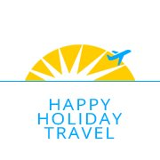 Happy Holiday Travel Duo
