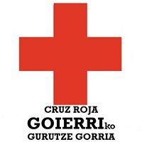 Cruz Roja Goierri-Gurutze Gorria