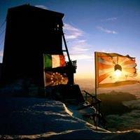Capanna Osservatorio Regina Margherita: Rifugio più alto d'Europa 4554slm