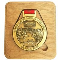 Riqqon - medal display system