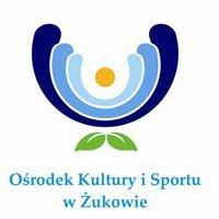 Ośrodek Kultury i Sportu w Żukowie