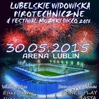 Lubelskie Widowiska Pirotechniczne & Festiwal Muzyki Disco