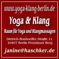 Yoga und Klangmassagen