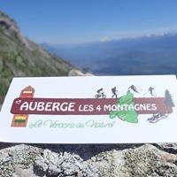 """Auberge """"Les 4 Montagnes"""" à Villard de Lans - Vercors"""