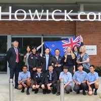 Howick College International Students