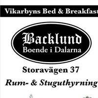 Backlund Boende i Dalarna
