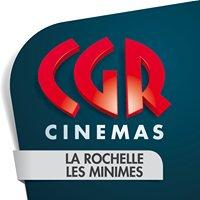 CGR La Rochelle - Méga CGR Les Minimes