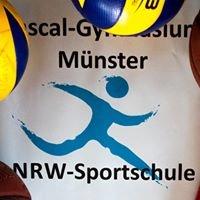 NRW-Sportschule Pascal-Gymnasium Münster