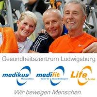 Gesundheitszentrum Ludwigsburg, Life, medikus, medifit